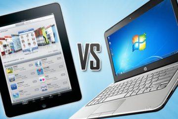 Pourquoi devrez-vous favoriser un PC au lieu d'une tablette ?