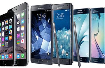 Comment se porte le marché mondial des smartphones en 2017 ?