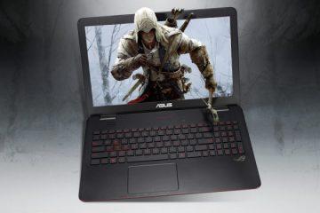 Rendre son PC portable parfait pour le gaming