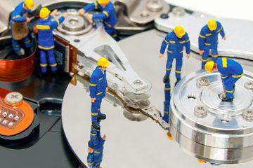 À la découverte du métier de récupérateur de données